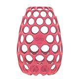 コグニキッズ 自分で持てる 哺乳瓶用ハニカムカバー ローズレッド CGG-R-Red