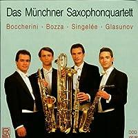 Boccherini/Bozza/Glasunow: Qua