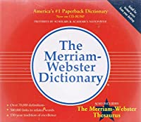 The Merriam-Webster Dictionary [並行輸入品]