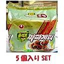 【韓国食品-ラーメン】 韓国のラーメン ★チャパゲティラーメン 5個SET★