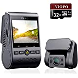 VIOFO A129 1080P GPS Dash Camera with Remote and Card