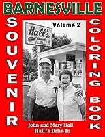 Barnesville Souvenir Coloring Book Volume 2