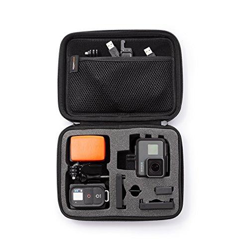 Amazonベーシック カメラケース GoPro キャリングケース Sサイズ ブラック