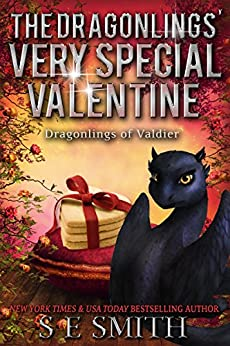 The Dragonlings' Very Special Valentine: Science Fiction Romance (Dragonlings of Valdier Book 4) by [Smith, S.E.]