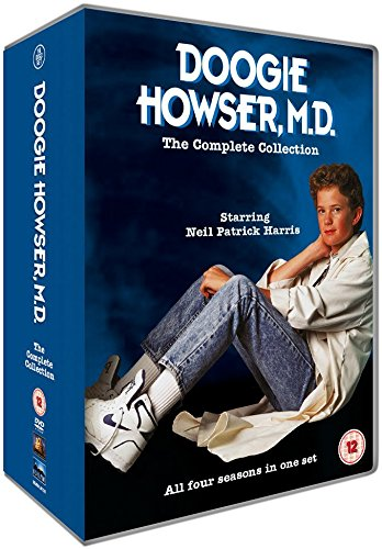 Doogie Howser, M.D. - The Complete Collection [DVD]