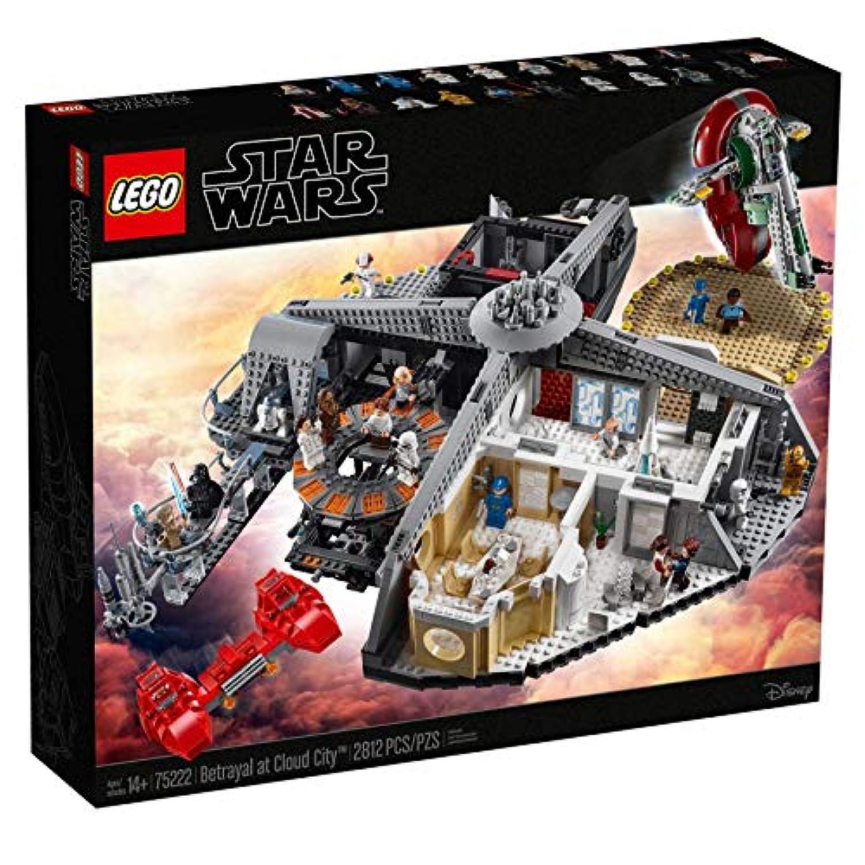 レゴ (LEGO) スター?ウォーズ クラウド?シティの裏切り 75222