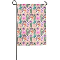 DFGTLY Fashion Personalized Garden Flag,Beautiful Floral Garden Flag-12