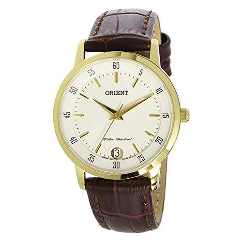 『オリエント ORIENT クオーツ レディース 腕時計 SUNG6003W0 ホワイト[逆輸入品]』の1枚目の画像
