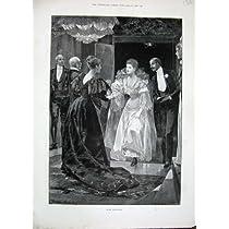 Woodville の芸術 1893 の人の女性党到着遅延