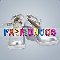 ★サイズ選択可★女性25CM UC646 AKB48 ラブラドール・レトリバー コスプレ靴 ブーツ