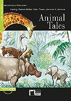 Animal Tales. Buch + Audio-CD: Englische Lektuere fuer das 4. und 5. Lernjahr