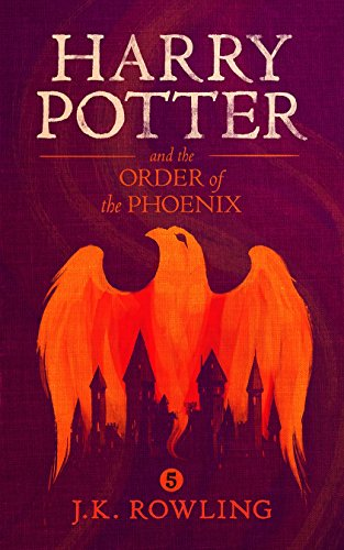amazon harry potter and the order of the phoenix english edition