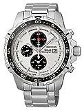 セイコー SEIKO ソーラー SOLAR アラーム クロノ メンズ 腕時計 SSC297P1 [並行輸入品]