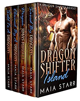 Dragon Shifter Island (Dragon Shifter Boxset) by [Starr, Maia]