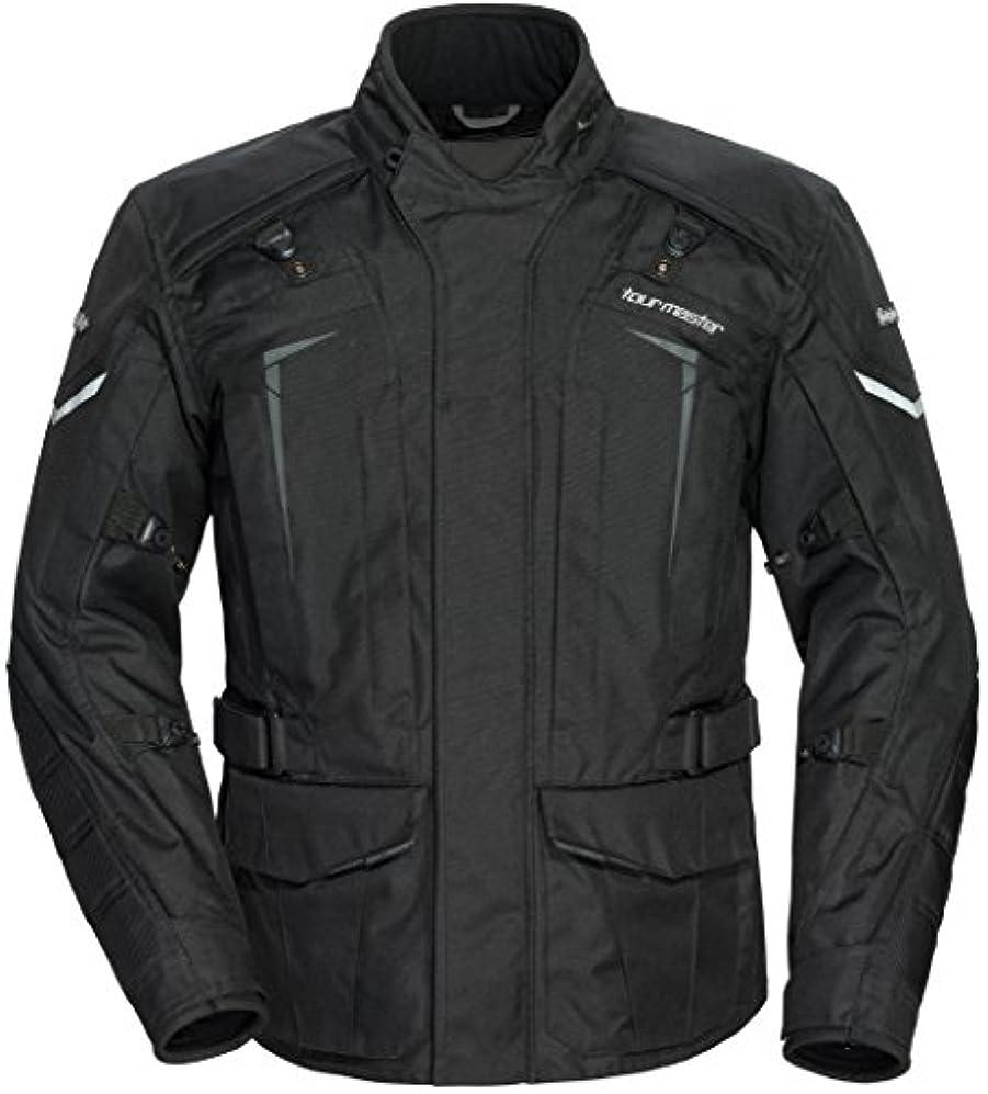 憧れボール成果Tourmaster Men 's Transitionシリーズ5ジャケット(ブラック、XXXL、1パック