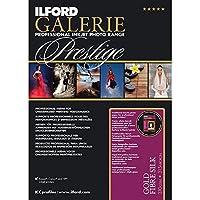 ILFORD 2002106 GALERIE Prestige Gold Fibre Silk - 17 x 22 Inches, 25 Sheets [並行輸入品]
