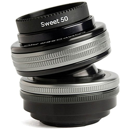 Lensbaby ティルトレンズ Composer Pro II with Sweet 50 ソニーαE用 フルサイズ対応 50mm F2.5 レン