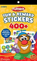 Playskool 400+ Reward Stickers Booklet 【Creative Arts】 [並行輸入品]