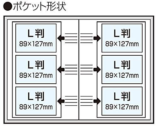 ナカバヤシ『5冊BOXアルバムスヌーピーB柄』