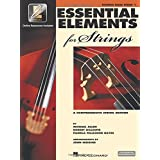 Essential Elements for Strings with EEi- Book 1 - Double Bass (A Comprehensive String Method) Bk/Online Media