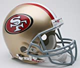 Riddell 【サンフランシスコ フォーティーナイナーズ】 プロライン オーセンティック ヘルメット / NFL SanFrancisco 49ers Authentic Proline Helmet