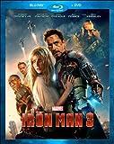 Iron Man 3 [Blu-ray + DVD] (Bilingual)