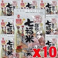国内産100% 七福米 280gx10 (4946763060805)