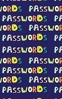 Password Logbook: Keep Track of Usernames Passwords & Web Addresses in One Easy & Organized Password Book [並行輸入品]