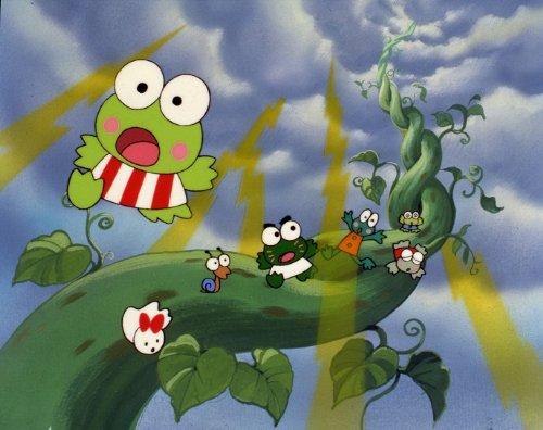 ハローキティのおやゆびひめ&けろけろけろっぴの大冒険ふしぎな豆の木・世界名作映画館 -HDリマスターDVD-