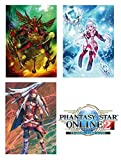 PHANTASY STAR ONLINE 2 TRADING CARD GAME BOOSTER SET Vol.2-2