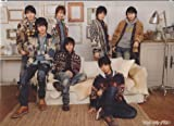 Kis-My-Ft2 キスマイ 公式グッズ クリアファイル【集合】全員 SNOW DOMEの約束