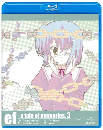 ef - a tale of memories. 3 [Blu-ray]