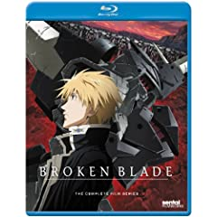 Broken Blade Complete Collection(ブレイクブレイド コンプリート) [北米輸入盤]