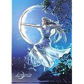 スターリーテイルズ the Zodiac by KAGAYA 500ピース アルテミス -月の女神-【光るパズル】 (38cm×53cm、対応パネルNo.5-B)