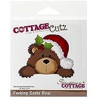 CottageCutz Die-Santa Bear (並行輸入品)