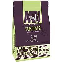 AATU(アートゥー) キャットフード ダック グレインフリー(穀物不使用) 3kg 成猫用