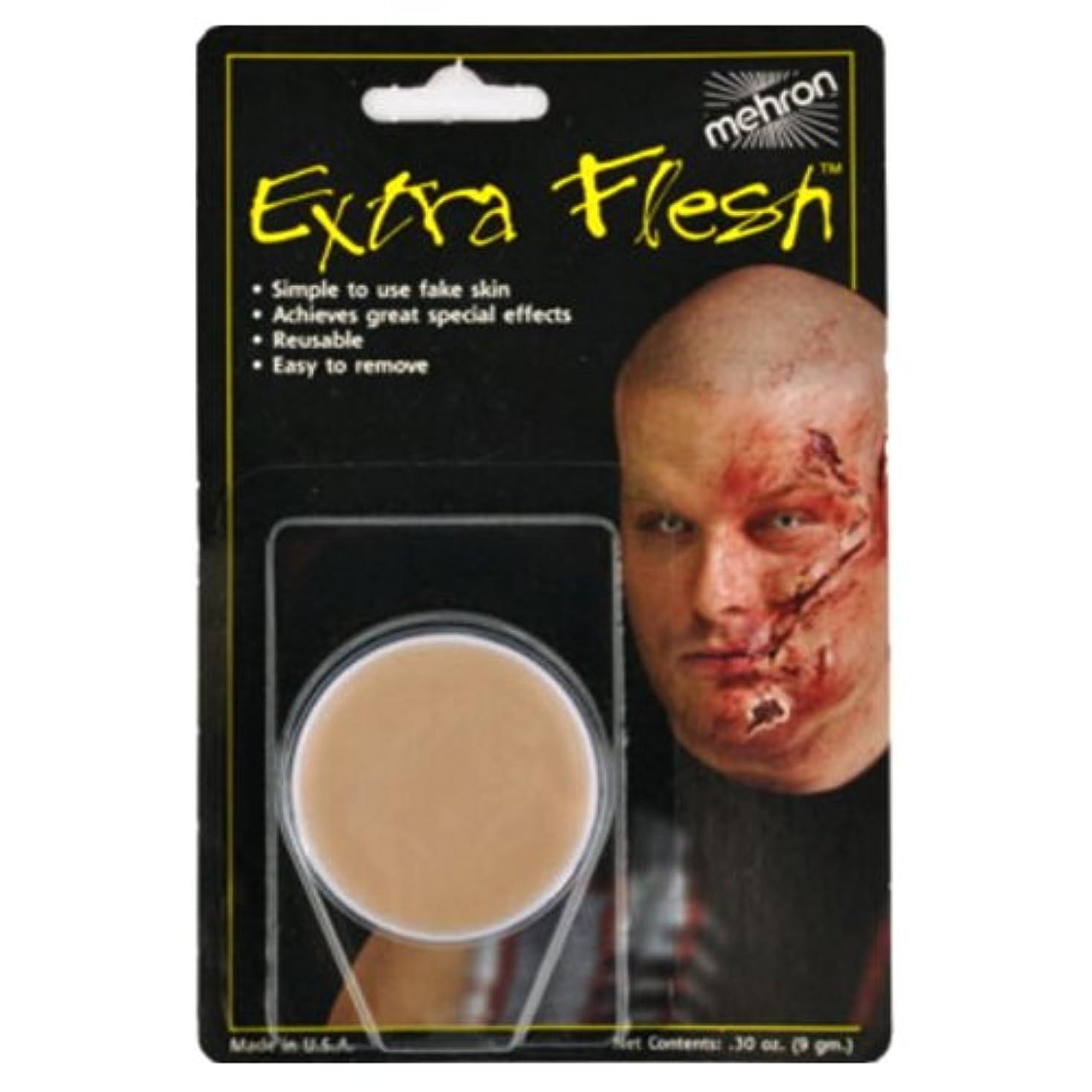 去る抑止する自動化mehron Extra Flesh (並行輸入品)