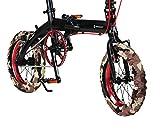 Vélo Line(ベロライン) 14インチ/16インチ用タイヤカバー RENAULT LIGHTシリーズのタイヤカバーとして最適 タイヤに巻くだけの簡単取り付け ベルクロ止め 86923-6999