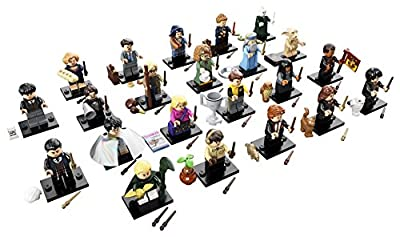 LEGO Minifigures Harry Potter and Fantastic Beasts 71022 Collectible Toy Series