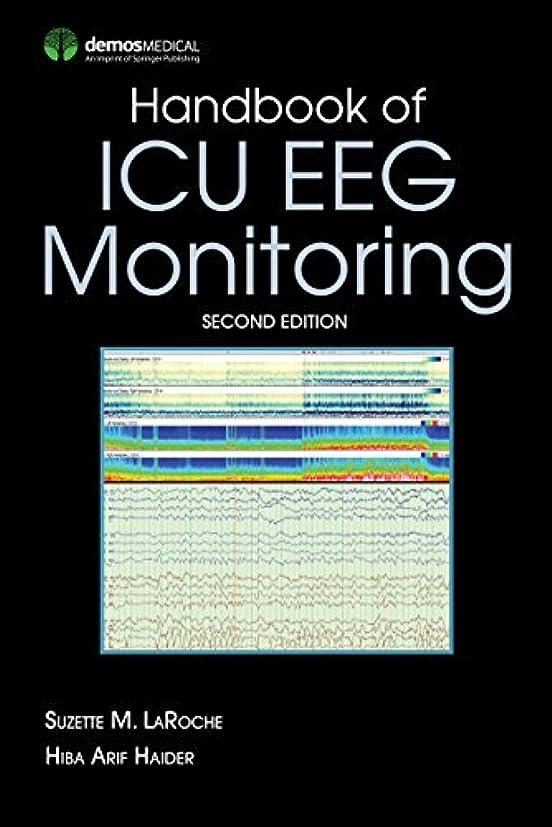 規範コントロール同封するHandbook of ICU EEG Monitoring (English Edition)