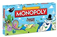 Monopoly: Adventure Time Collector's Edition [Floral] [並行輸入品]