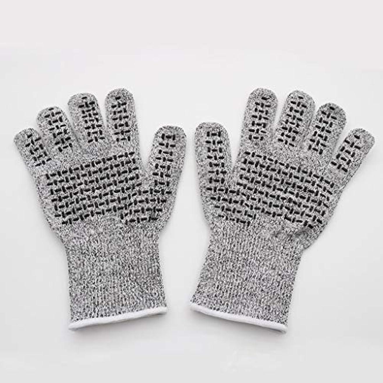ライオネルグリーンストリート稼ぐライオネルグリーンストリートCONTDY 滑り止め保護手袋、抗切断肥厚手袋、商品の移動に適し、修理および耐久性 - 手袋