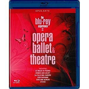 V2: Blu Ray Experience: Opera Ballet [Blu-ray] [Import]