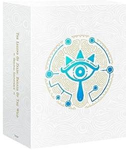 ゼルダの伝説 ブレス オブ ザ ワイルド オリジナルサウンドトラック(初回数量限定生産盤)
