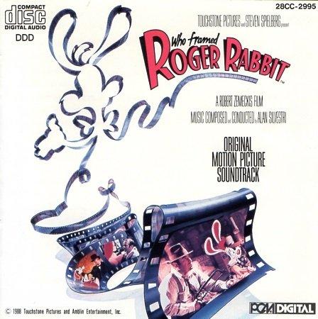 ロジャー・ラビット オリジナル・サウンドトラック