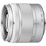 Panasonic 望遠ズームレンズ LUMIX G VARIO 35-100mm F4.0-5.6 マイクロフォーサーズ対応 H-FS35100-S シルバー