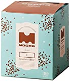 オーガニックカフェインレス モカ ドリップバッグ BOX (ブルー) 10gバッグ×8袋