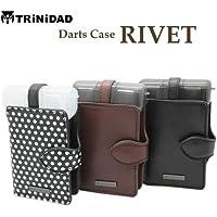 TRiNiDAD DARTS CASE RIVET ダーツケース リベット ブラック