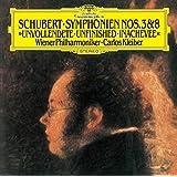 シューベルト:交響曲第3番・第8番《未完成》
