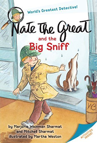 Nate the Great and the Big Sniffの詳細を見る